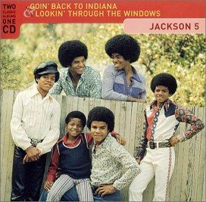 """Pochette de la réédition de 2001 de """"Goin' Back To Indiana"""" + """"Lookin' Through The Windows"""""""