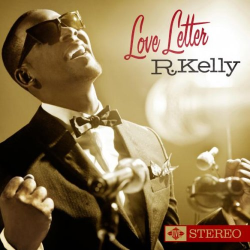"R.Kelly chante ""You Are Not Alone"" sur son album Love Letter... Rk"