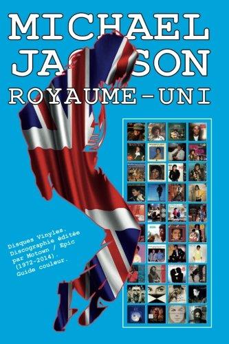 Livre Sur La Discographie De Michael Jackson Au Royaume Uni