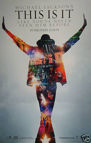 [Columbia] Michael Jackson's This Is It (2009) Affiche